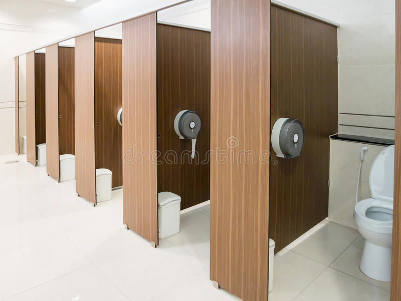 Toilet stock image