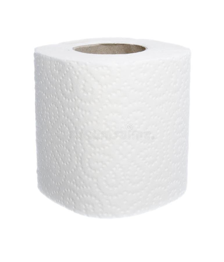 Toiletpapier 4 stock afbeelding