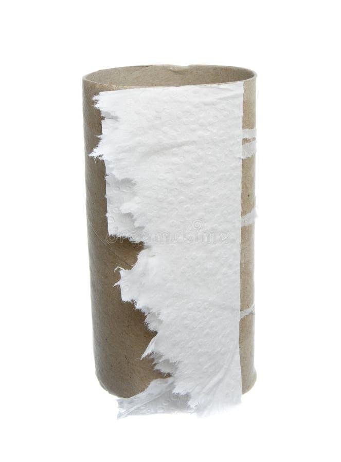Toiletpapier 5 stock afbeeldingen