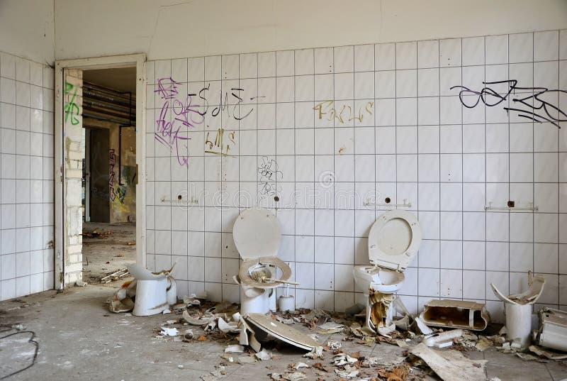 Toilets stock photos