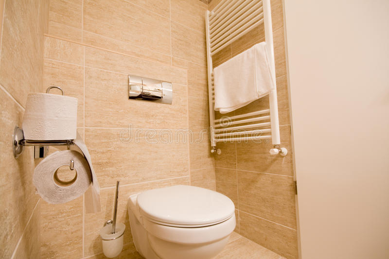 Toilette imagens de stock royalty free