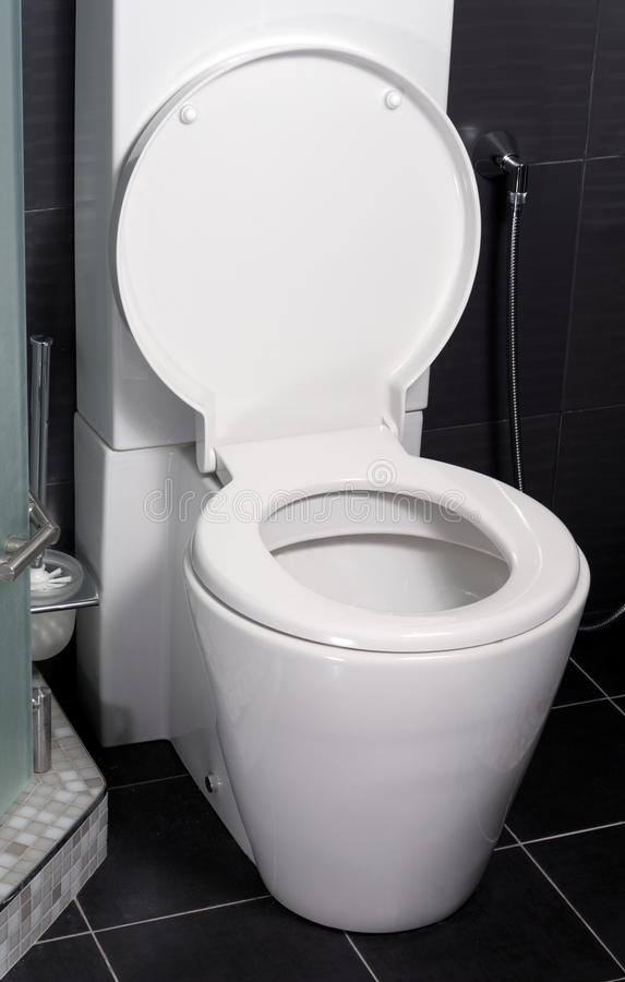 Toilette stockfotografie