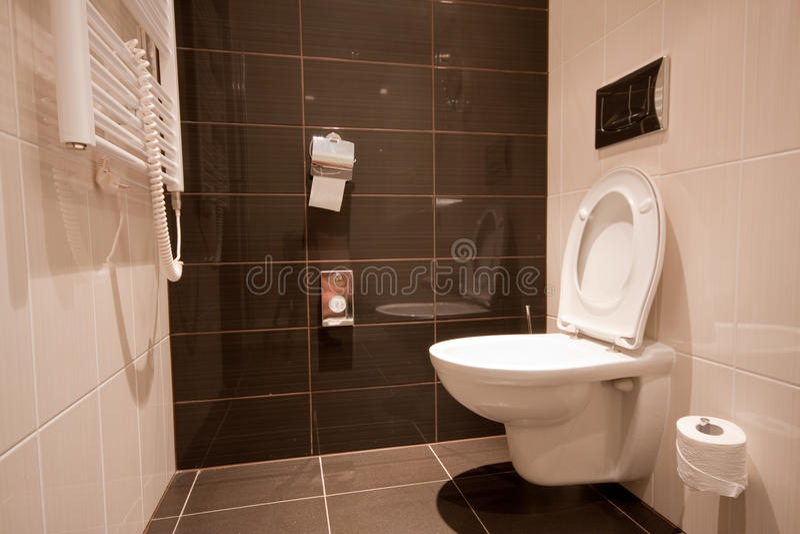 Toilette foto de stock royalty free