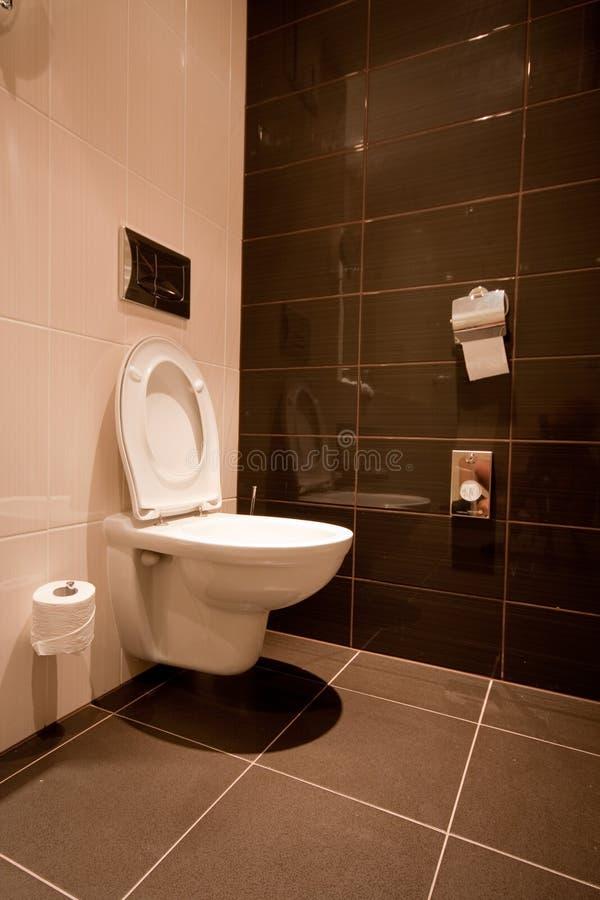 Toilette lizenzfreie stockbilder