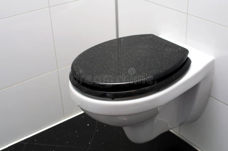 Toilette fotografia stock