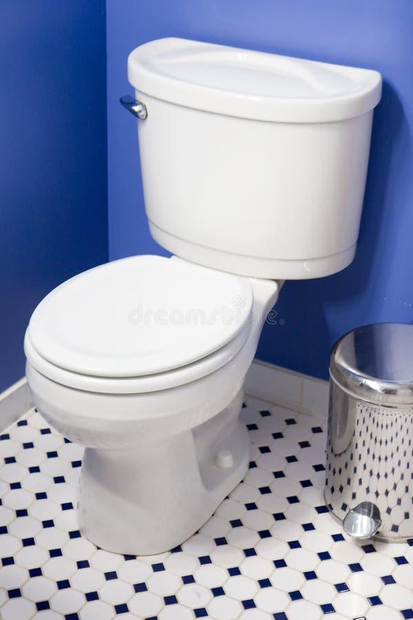 Toilette photo libre de droits