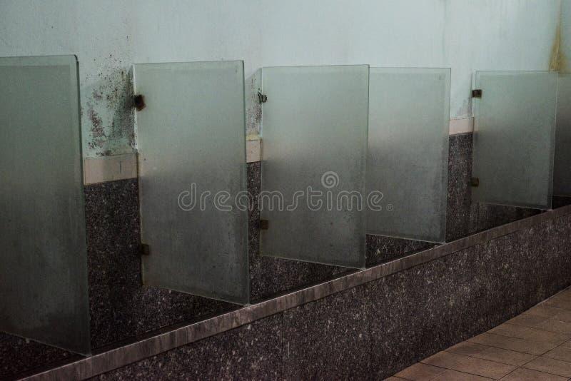 Toilette d'annata nel Vietnam immagini stock libere da diritti