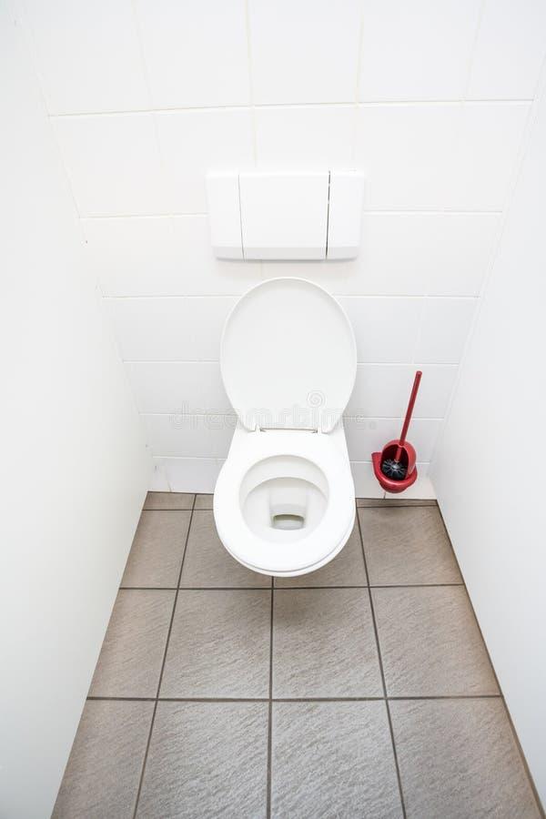 Toilette publique photographie stock
