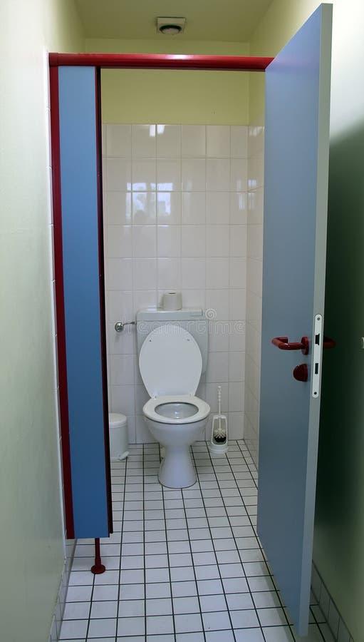 Toilette publique. photo stock