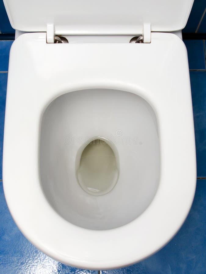 Toilettenschüssel lizenzfreie stockfotografie