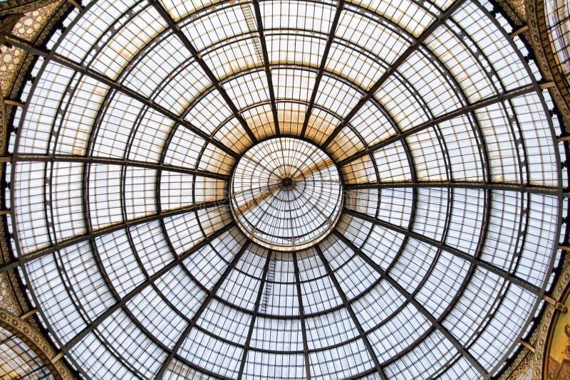 toit en verre images libres de droits