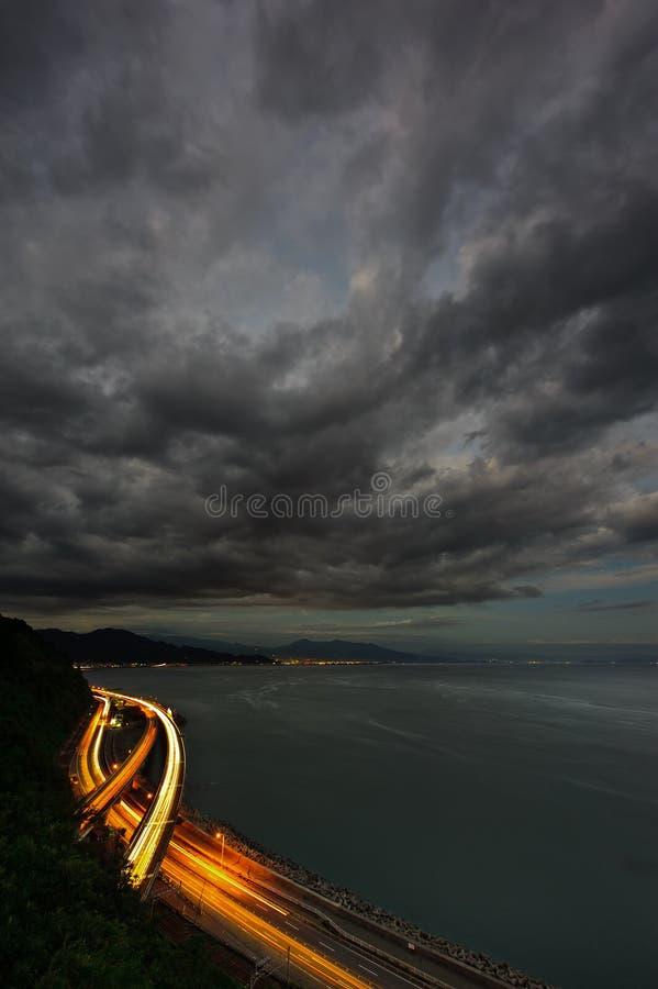 Free Tokaido Japan Storm Stock Image - 16478071