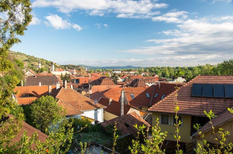 Tokaj, Hungría imagenes de archivo