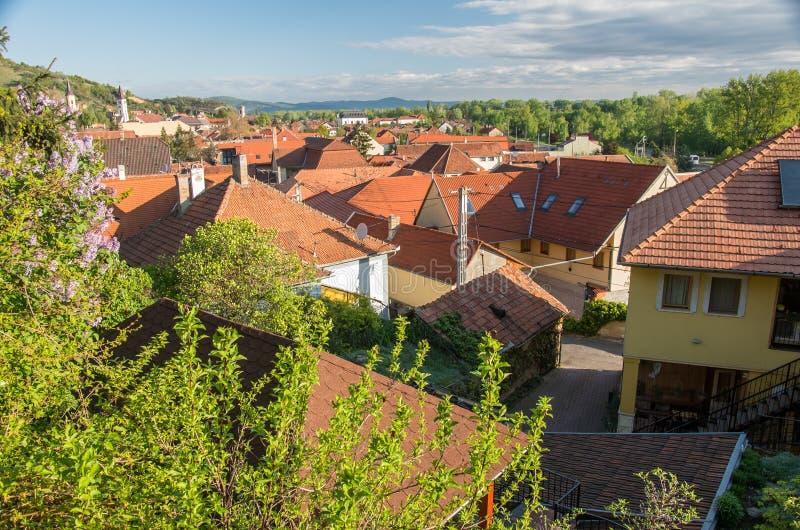 Tokaj, Hungría fotografía de archivo