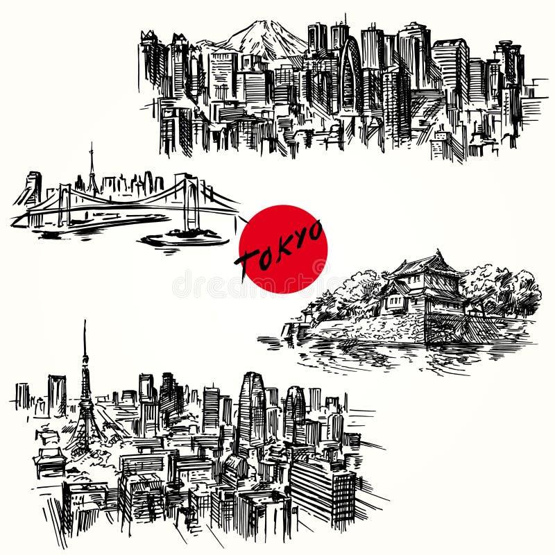 Tokio ilustracji