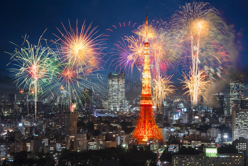 Tokio fotografia stock