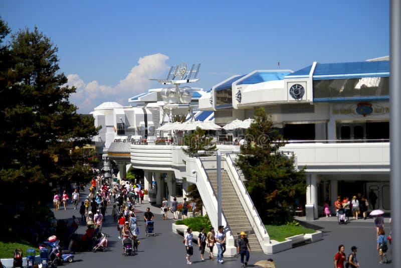 Tokio Disneyland imagenes de archivo