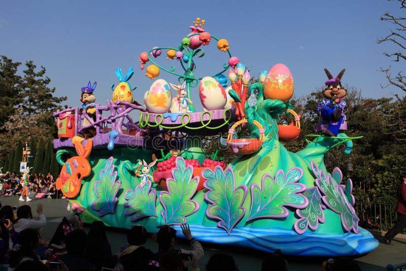 Tokio Disneyland, Japón imagenes de archivo