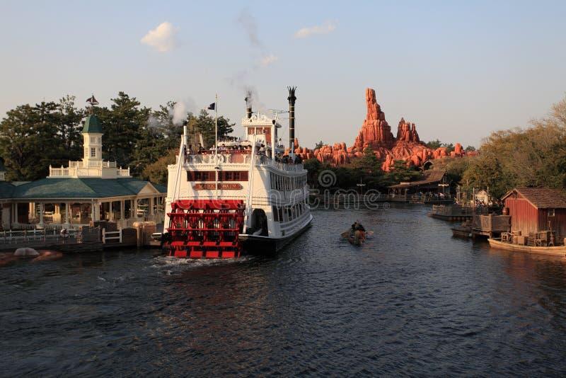 Tokio Disneyland, Japón fotos de archivo libres de regalías