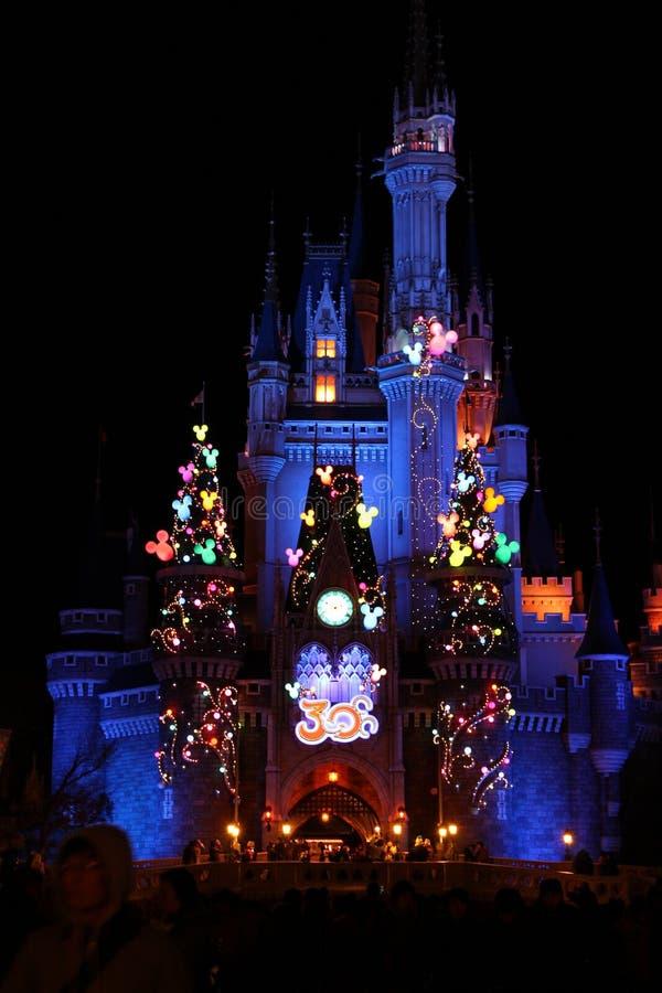 Tokio Disneylandya imagen de archivo libre de regalías