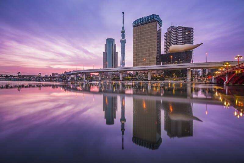 Tokio, Japón foto de archivo
