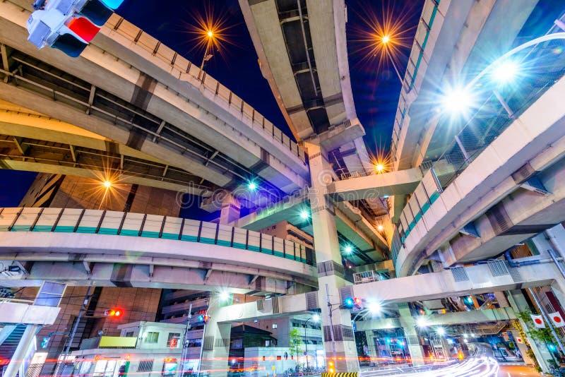 Tokio Japonia złącza zdjęcia royalty free