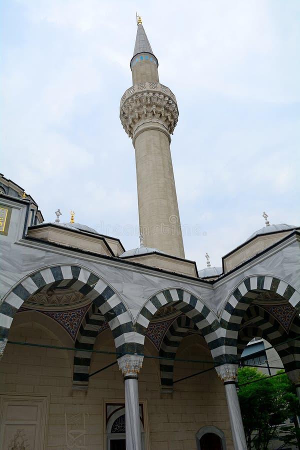 Tokio meczet, Tokio, Japonia fotografia stock