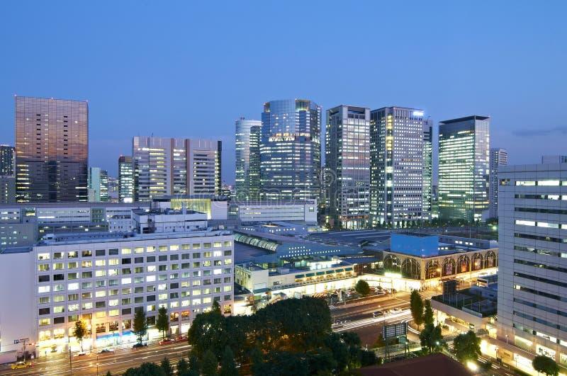 Tokio Shinagawa fotografia stock