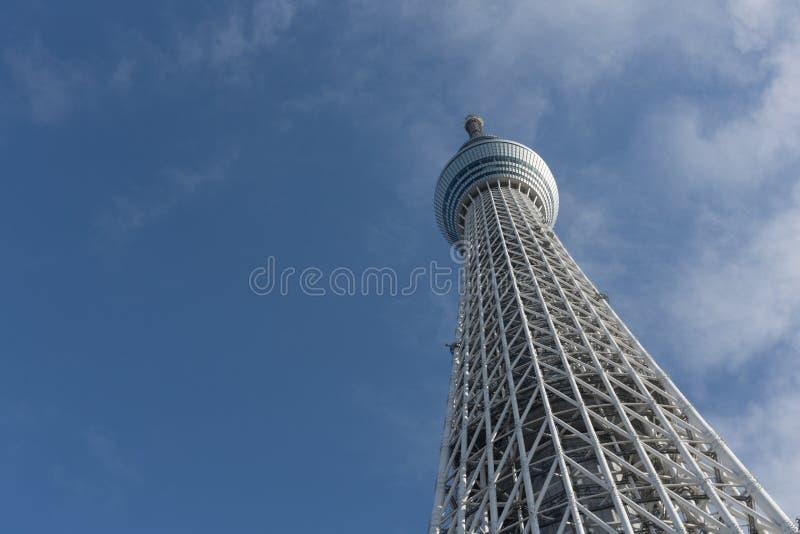 Tokio Skytree en Tokio, Japón imagen de archivo