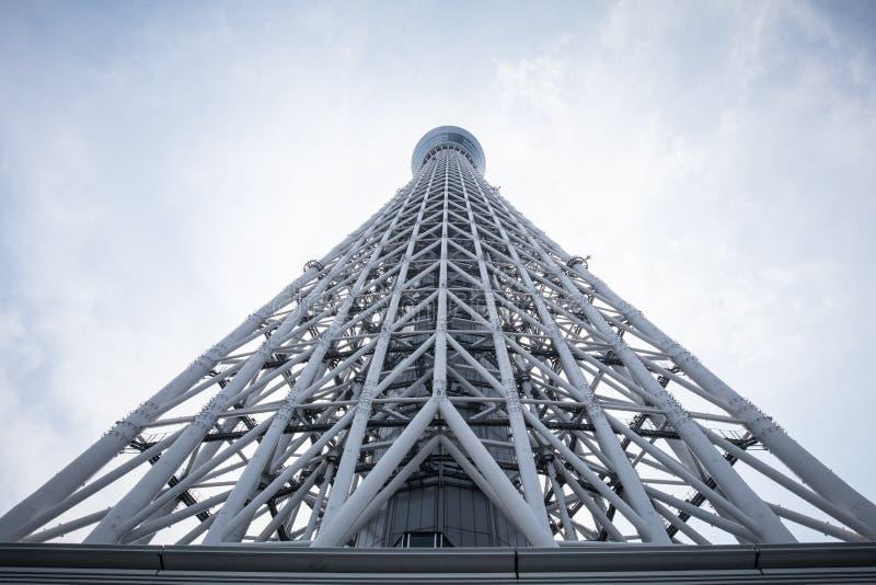 Tokio Skytree en Jap?n imagen de archivo
