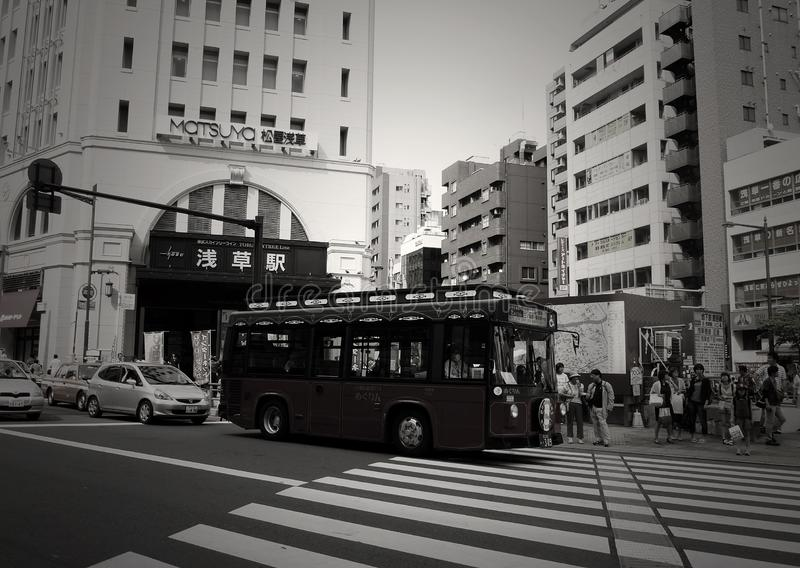 Download Tokio ulica obraz editorial. Obraz złożonej z wakacje - 53787670