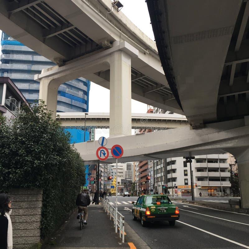 Tokio ulica obraz stock