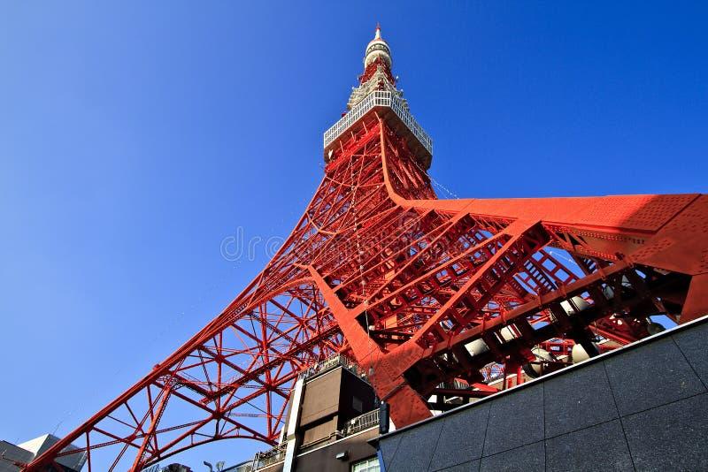 Tokio Wierza zdjęcie stock