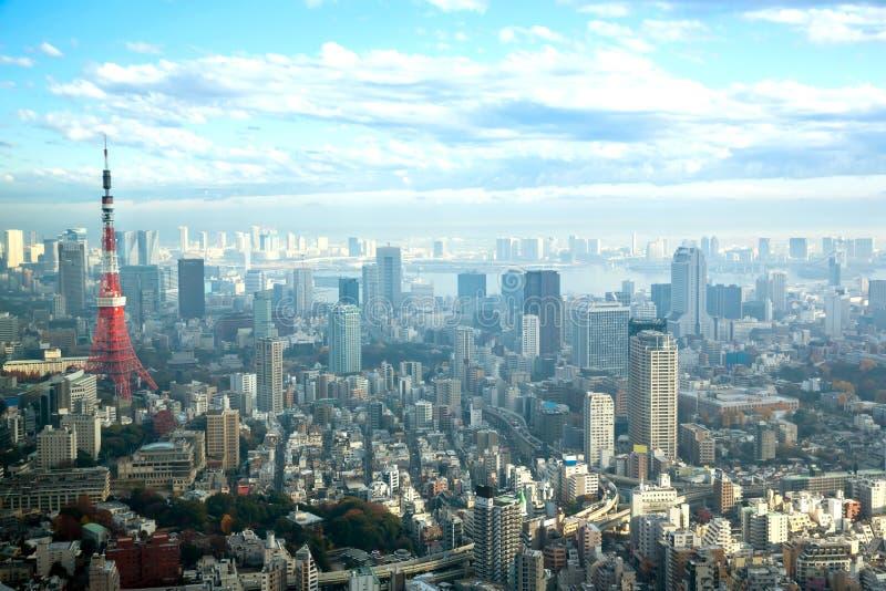 Tokio wierza fotografia stock