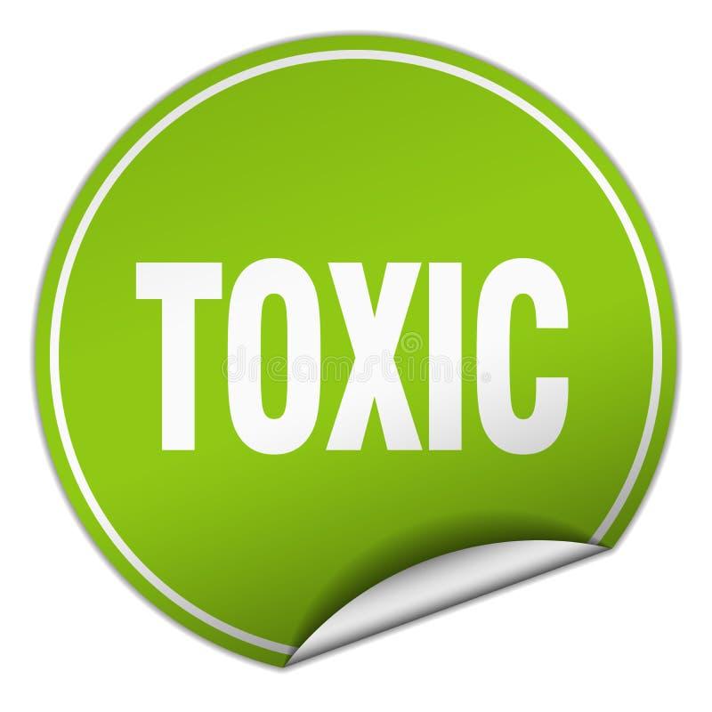 toksyczny majcher ilustracji