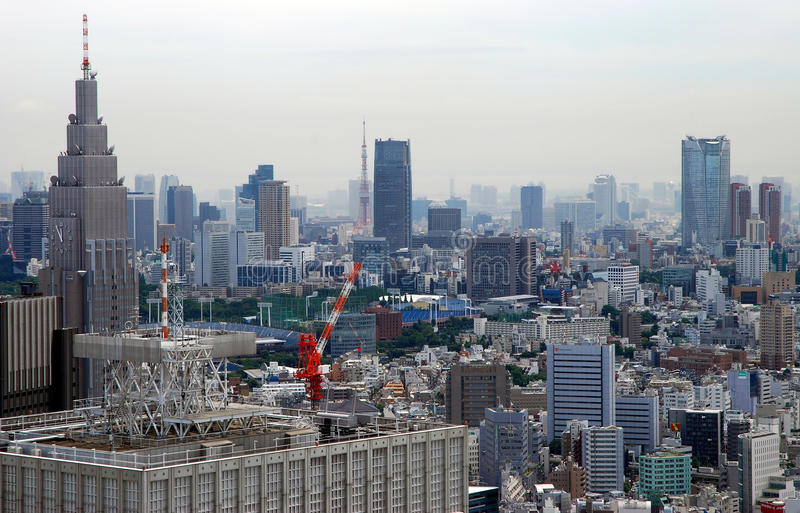 Tokyo lizenzfreies stockbild