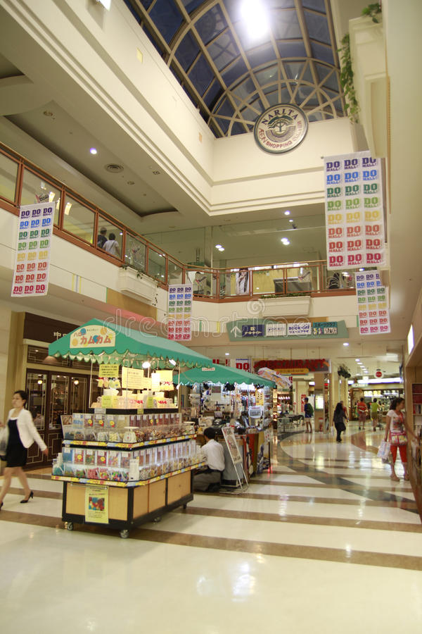 Tokyo AEON shopping mall