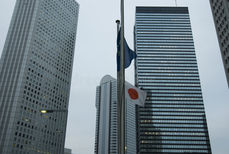 Tokyo background stock photos