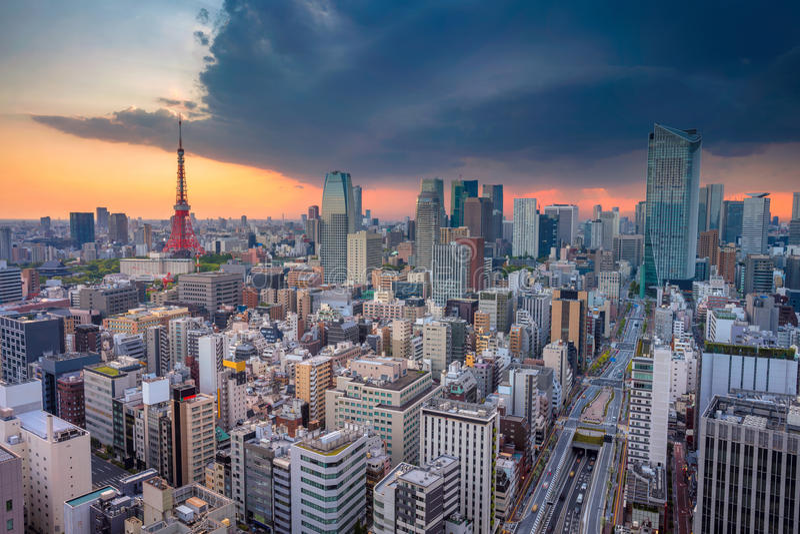 Tokyo. stock photo