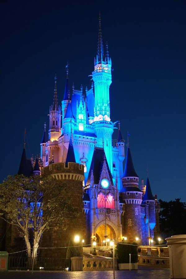Tokyo Disneyland stockbilder