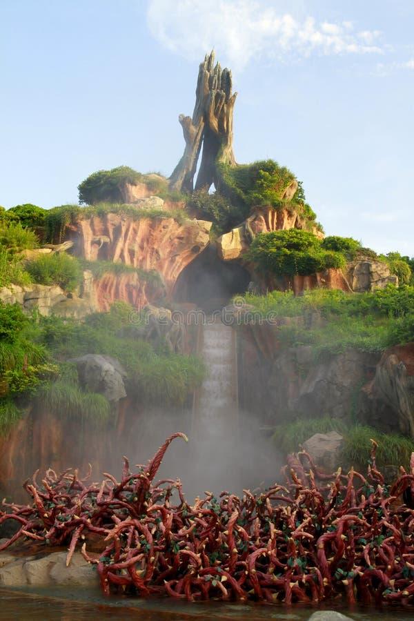 Tokyo Disneyland arkivbilder