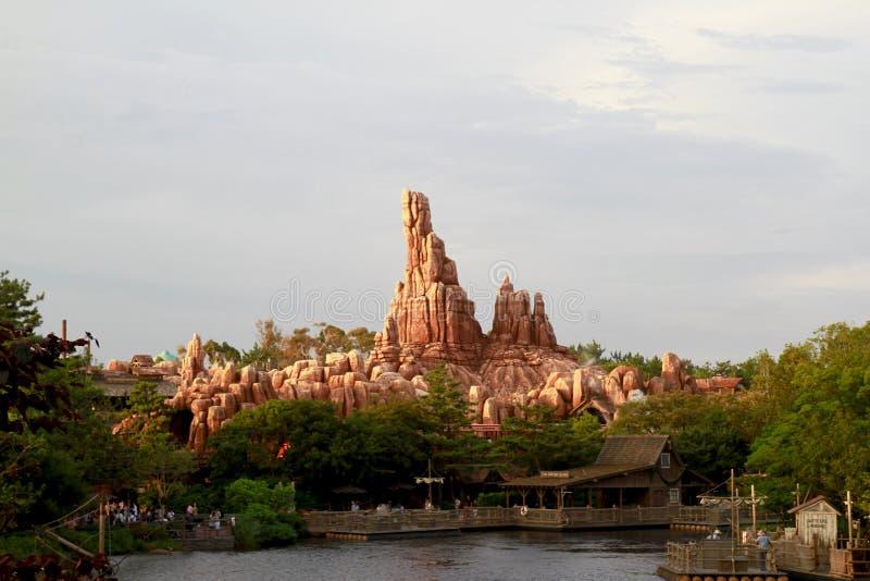 Tokyo Disneyland royaltyfri bild