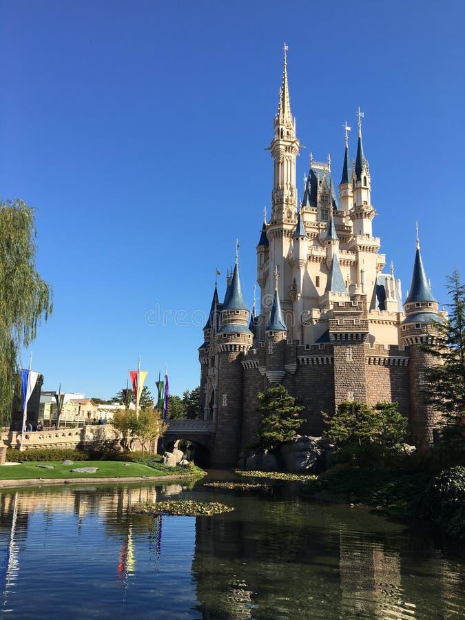 Tokyo Disneyland stock fotografie