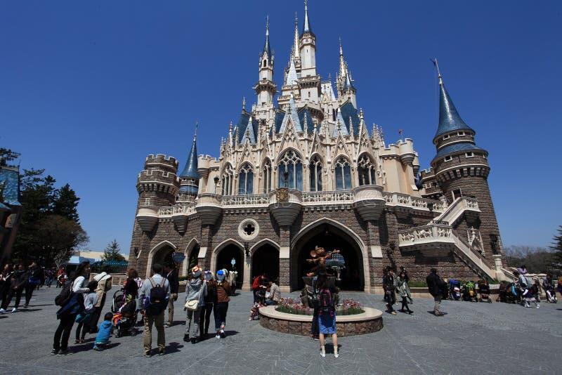Tokyo Disneyland, Japan stock afbeelding
