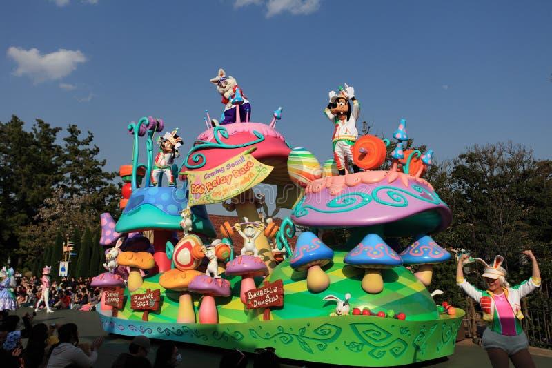 Tokyo Disneyland, Japan royalty-vrije stock foto