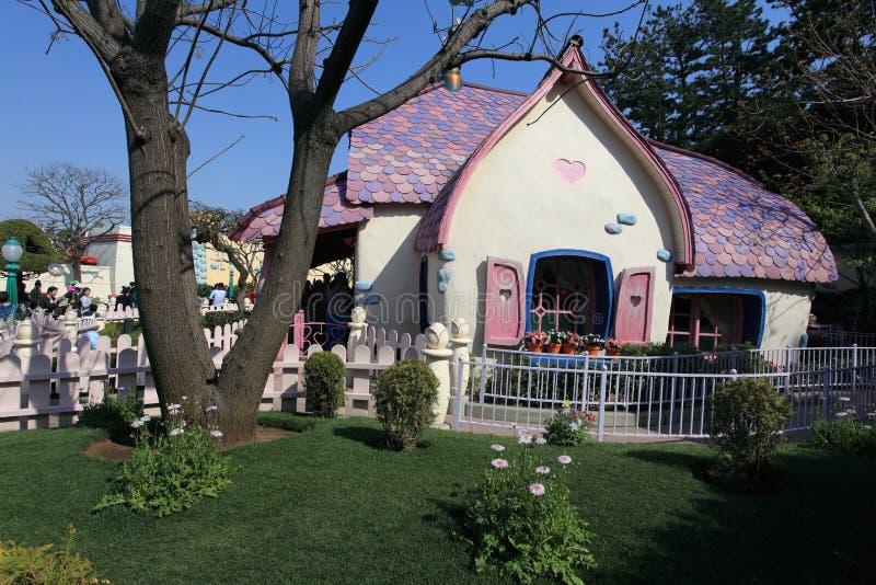 Tokyo Disneyland, Japan royalty-vrije stock fotografie