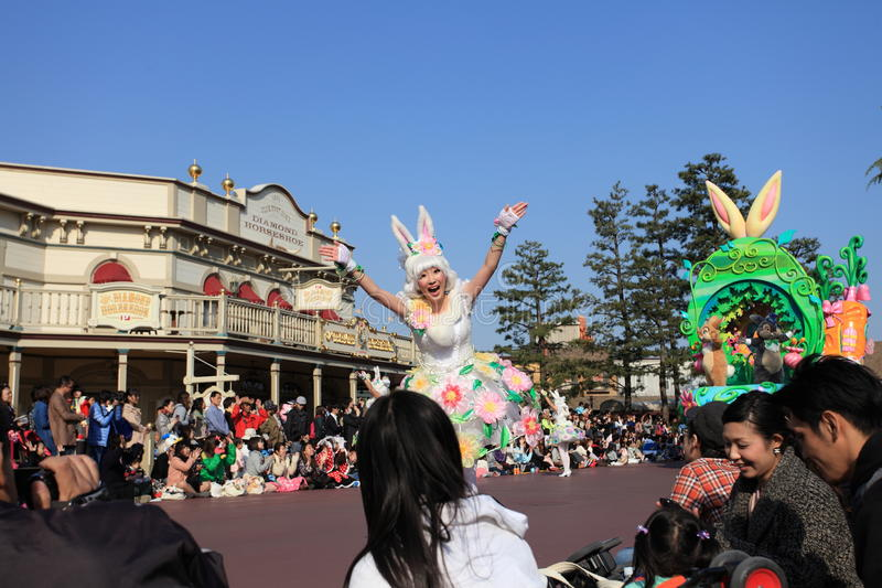Tokyo Disneyland, Japan stock fotografie