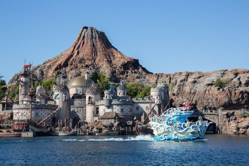 Tokyo DisneySea stock foto