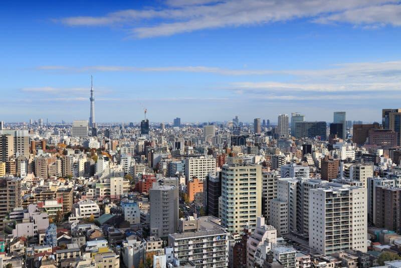 Tokyo, Giappone immagine stock