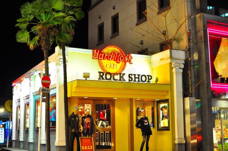 Download Tokyo Hard Rock Cafe , Japan Editorial Photography - Image: 17736592